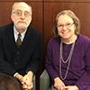 Photo of Alan Mandell and Nan L. Travers