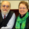 Alan Mandell and Nan Travers