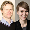 Michael Andersen and Christina Laugesen