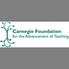 The Carnegie Foundation logo