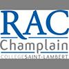 RAC Champlain College logo